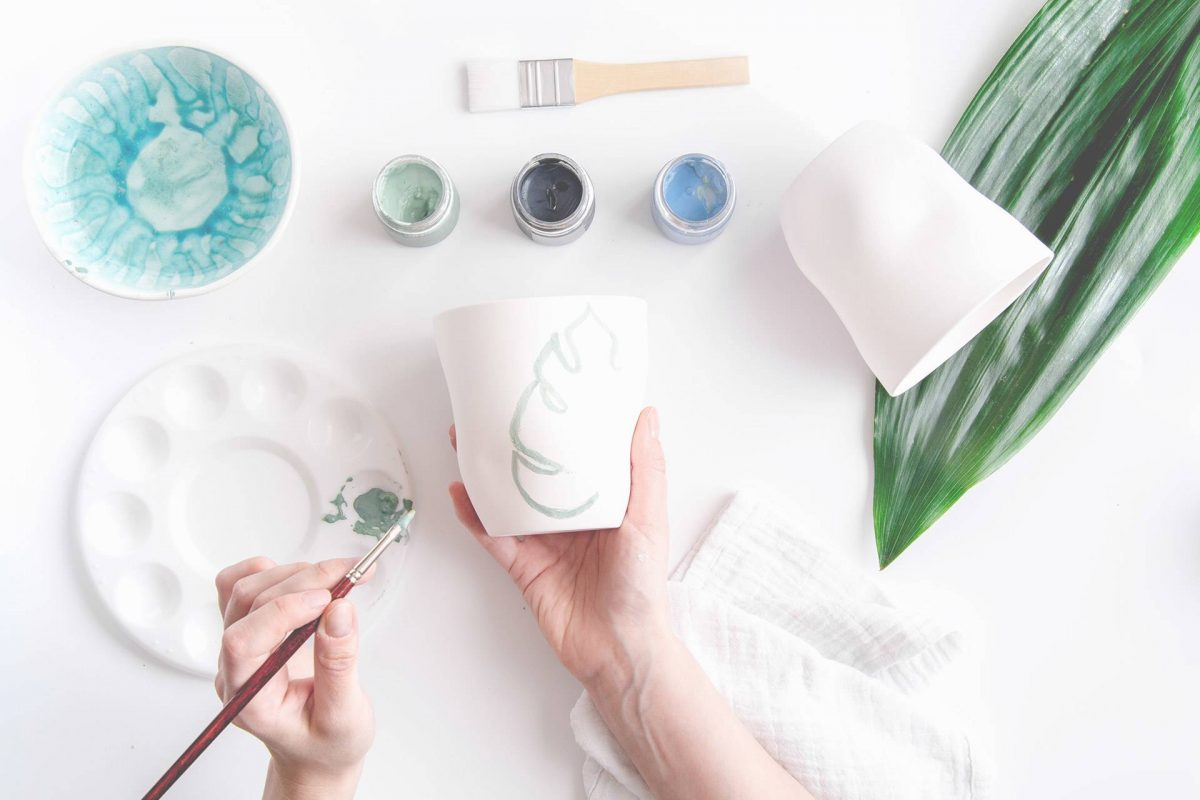 How to create your pottery