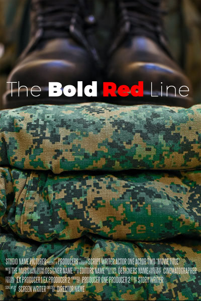 The Bold Red Line