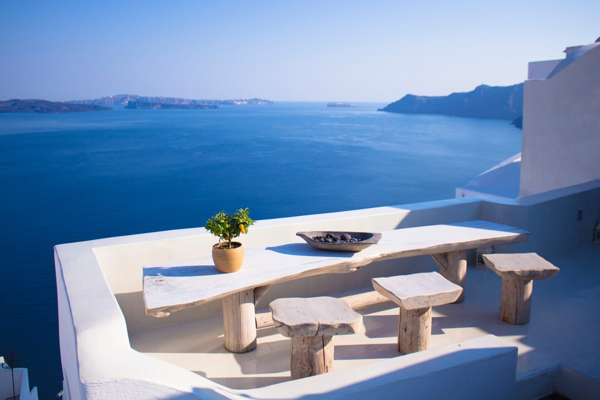 Top 10 Hotels in Santorini Island, Greece