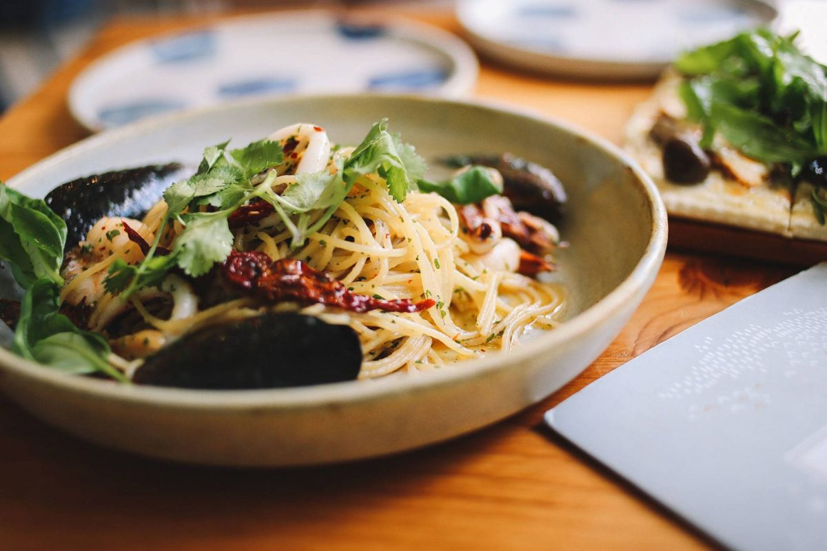 How to cook Italian pasta