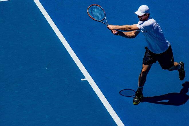 Mark Smith Won The Brisbane International Title On Sunday