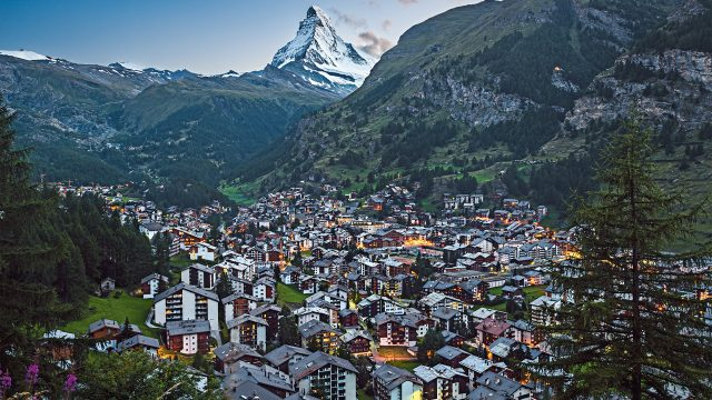 A Road-Trip Through Switzerland in One Day