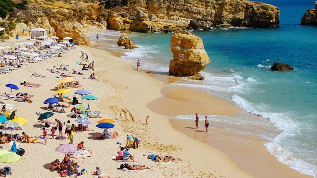 Algarve Beaches among best in Europe
